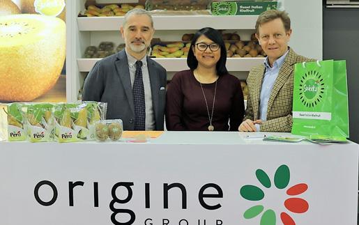 Alessandro Zampagna Origine Group